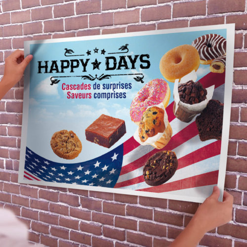 affiche happy days