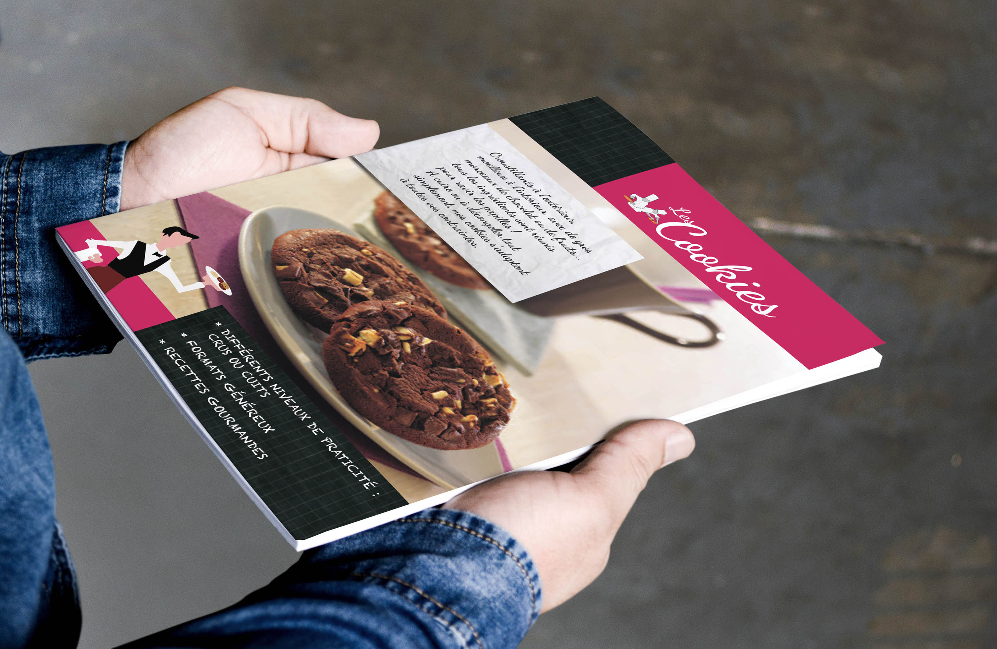 cookies CSM catalogue